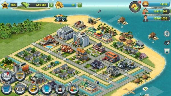 城市岛屿3中文版1