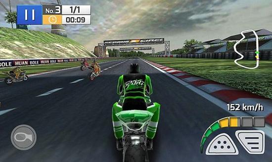 真实摩托赛车安卓版
