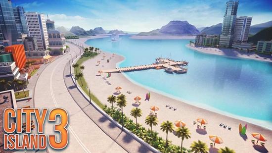 城市島嶼3中文版下載