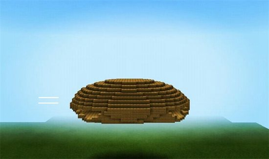 我的世界海龟雕塑教程 海龟雕塑怎么做