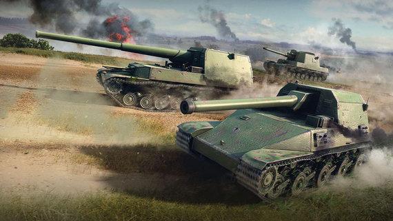 坦克世界闪击战R系坦歼全新科技线实力曝光 R系坦歼实力怎么样