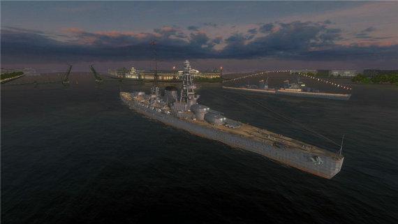战舰世界闪击战R系新舰鲔怎么样 R系新舰鲔实力分析