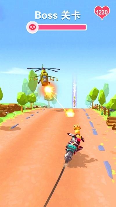暴力飞车游戏免费版