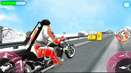 暴力赛车摩托车破解版