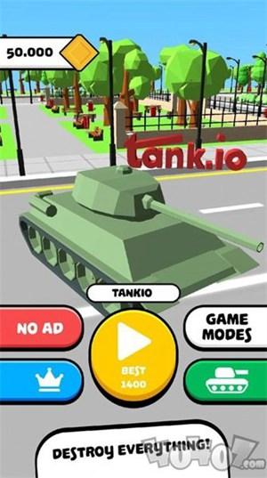 坦克和导弹游戏中文版