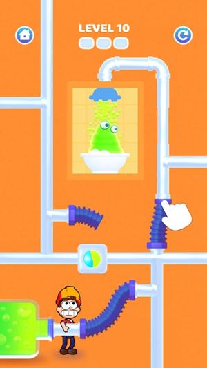 浴室水管工游戏中文版