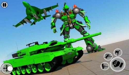 变形坦克机器人安卓版下载