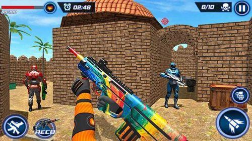 反恐射击2021游戏最新版