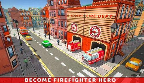 救护车和消防车模拟驾驶官网版下载