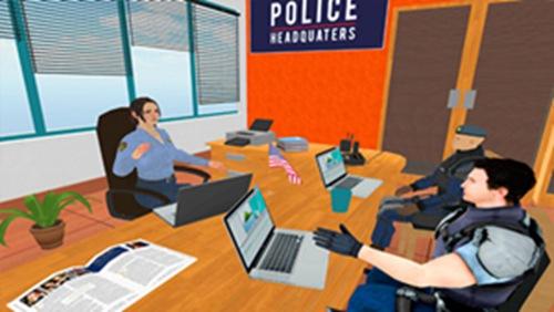 我的警察妈妈游戏中文版