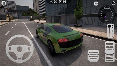 真实停车模拟X游戏安卓版下载