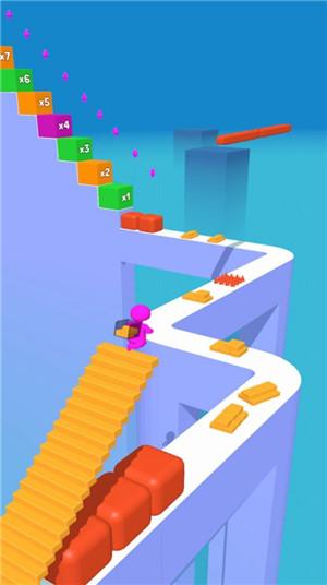 楼梯大挑战最新版