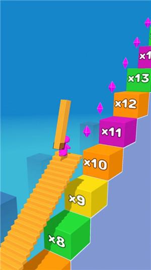 楼梯大挑战手游安卓版