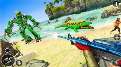动物机器人大猎杀游戏安卓版下载