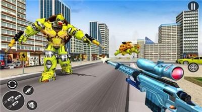 动物机器人大猎杀手机版