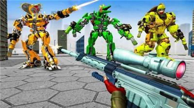 动物机器人大猎杀官网最新版