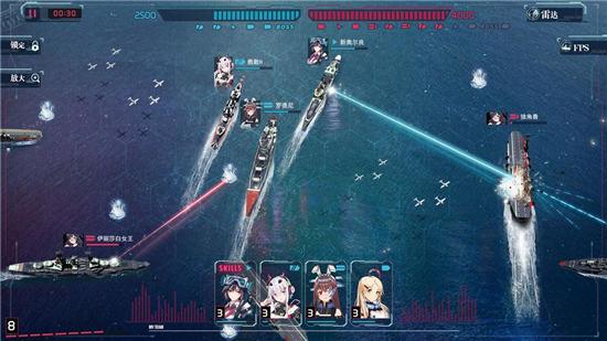海岸线战舰养成计划官方
