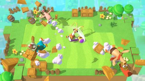 炸鸡派对游戏最新安卓版