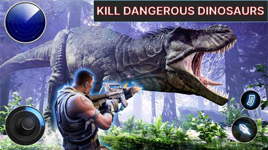 野生侏罗纪猎人中文版手游游戏下载