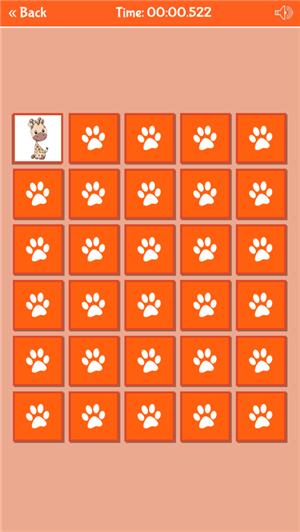 记忆游戏有趣的动物手游安卓版
