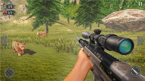 野鹿狩猎丛林射手游苹果版