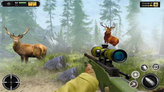 常猎鹿模拟器2020中文版游戏下载