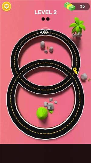 循环汽车城市岛完整破解版游戏下载