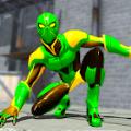 机器人英雄蜘蛛侠格斗完整破解版