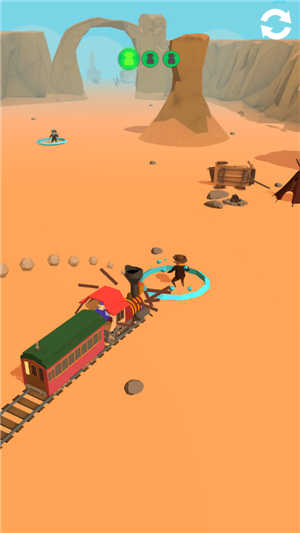 火车撞击安卓版游戏下载