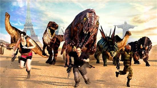 恐龙猎人狙击手3D官方版游戏下载