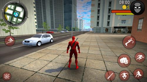 力量蜘蛛侠游戏安卓版