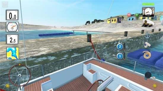 轮船3D停靠手游游戏下载