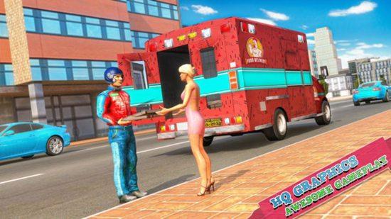 披萨快递男孩最新中文版 披萨快递男孩手机安卓版 披萨快递男孩手游免费版游戏下载