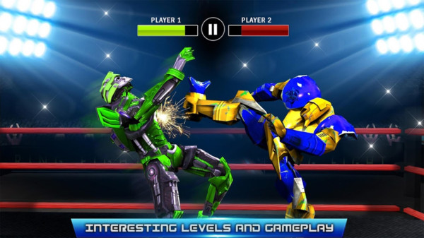未来机器人对决手机安卓版 未来机器人对决最新版游戏下载 未来机器人对决手游预约版