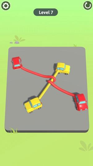 绳索汽车解开游戏手游