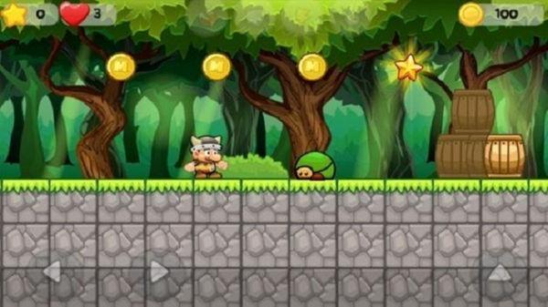 英雄男孩丛林探险安卓最新版