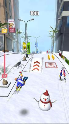 极限滑雪竞赛3D安卓版