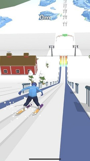 跳台滑雪3D安卓版
