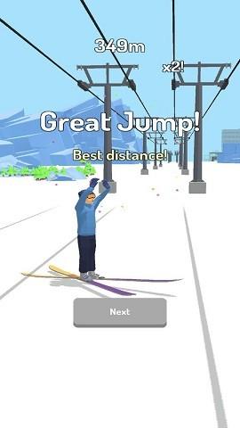 跳台滑雪3D官方版