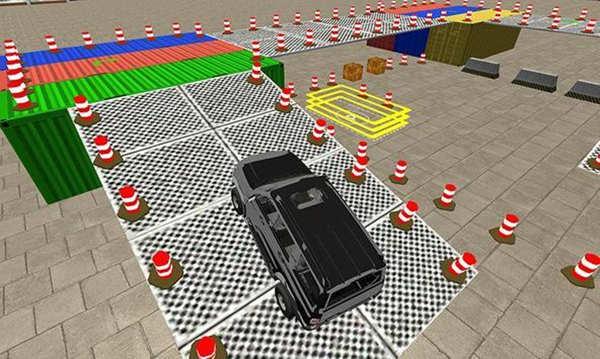SUV极限赛道停车官方版最新版