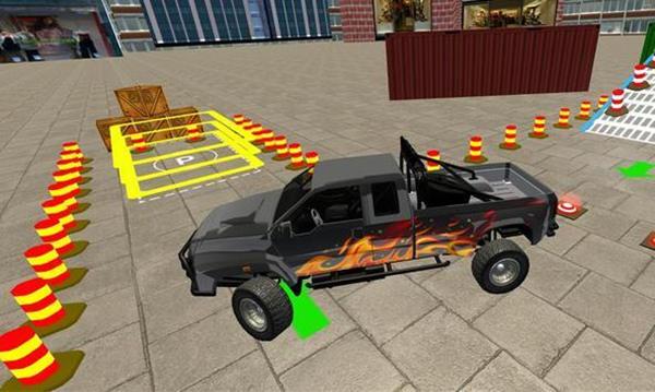 SUV极限赛道停车最新版官方版