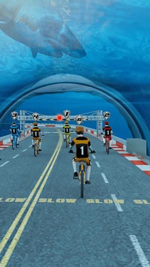 水下自行车竞赛正式版