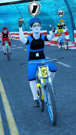 水下自行车竞赛官方版