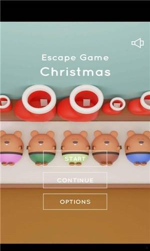 圣诞房间逃生手机版中文版