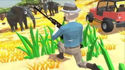 非洲草原狩猎游戏安卓版官方版