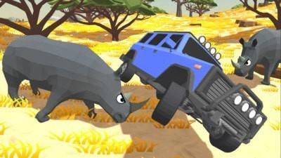 非洲草原狩猎游戏安卓版