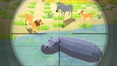 非洲草原狩猎游戏官方版