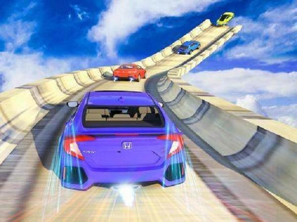 空中坡道车手机版最新版