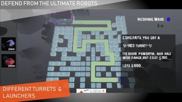 机器人崛起战争最新版