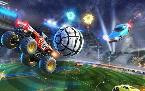 火箭车足球联赛最新版官方版